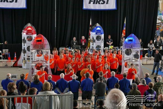 Nederlandse studenten winnen First Robotics-wereldkampioenschap - Dobot.nu