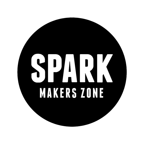 SPARK MAKERS ZONE logo
